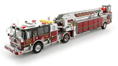 TWH Collectibles Leesburgh Seagrave TDA