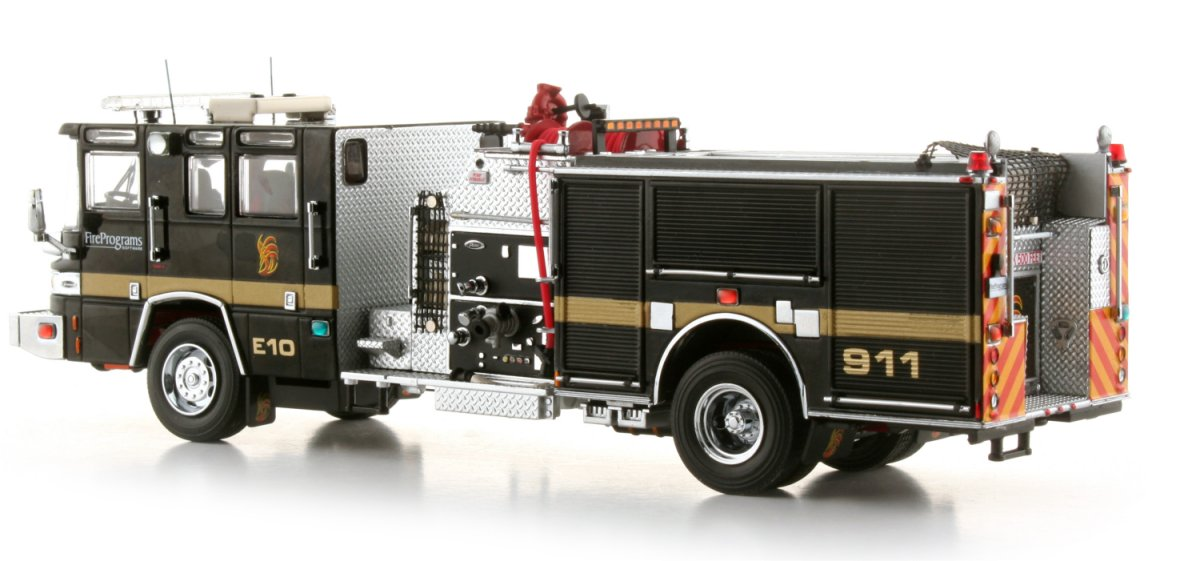 TWH Fire Trucks Collectibles