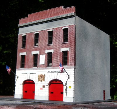 Twin Whistle FDNY Rescue 4 Firehouse